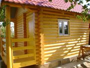 Совиньон , Ильичевск,  Одесса.  Герметизация,   деревянных домов Украина.