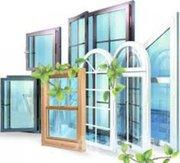 АКЦИЯ!!!  Окна,  балконы под ключ
