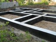Ленточный фундамент Одесса
