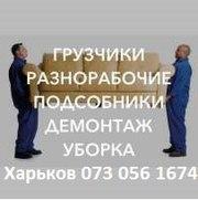 Предоставим разнорабочих Харьков