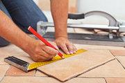 Норвежская строительная компания ищет укладчика плитки